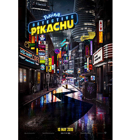 Pokemon Pikachu Detective